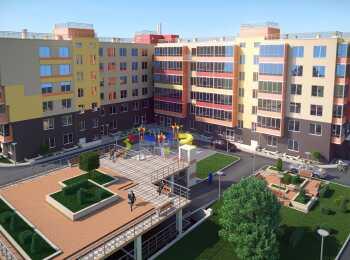 Квартиры эконом-класса в ЖК Жар-Птица